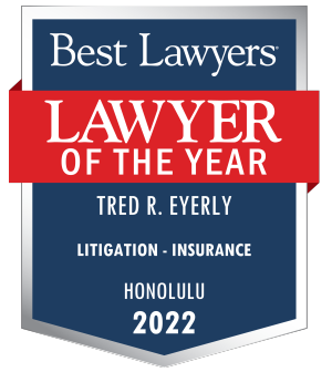 Best Lawyers - _Lawyer of the Year_ Contemporary Logo Tred